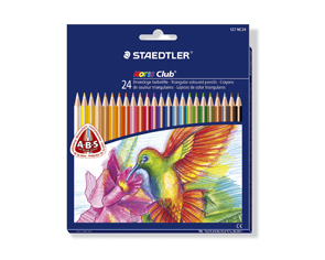 Staedtler Pencil Crayons